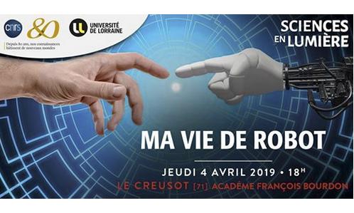 Projection-débat autour du film «Ma vie avec un robot»