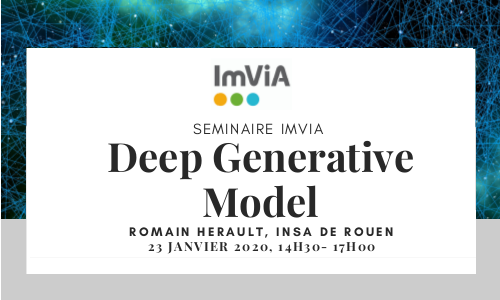 Inter-team seminar : Deep Generative Model