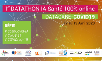 Datathon : DATACARE-COVID19