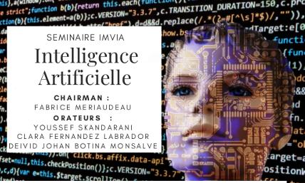 Séminaire inter_équipe : Intelligence Artificielle
